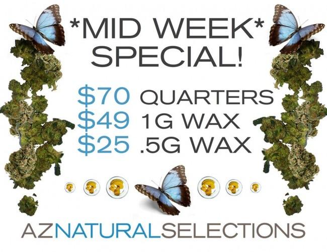 Mid Week Special!