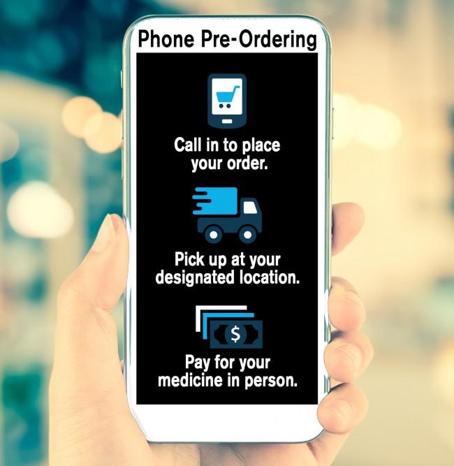 Phone Pre-Ordering!