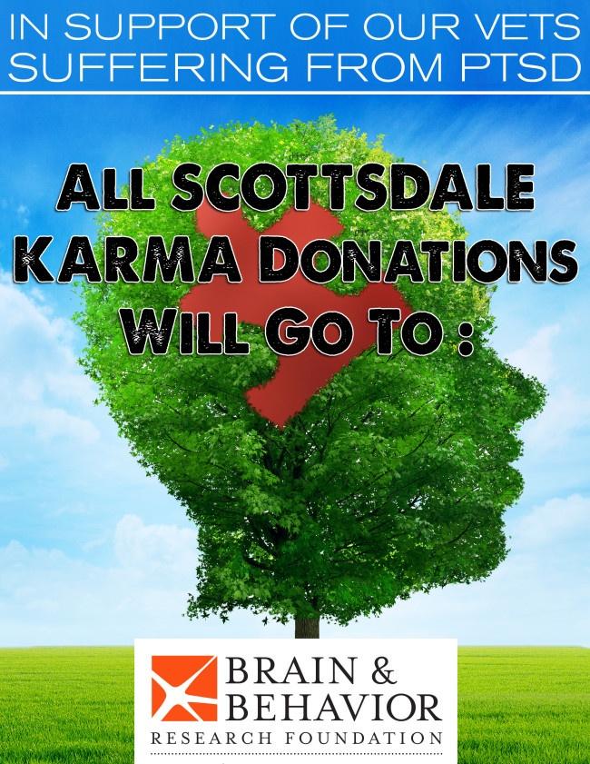 Scottsdale Karma Jar Designation