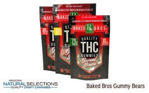 Baked Bros Gummy Bears