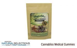 Cannabliss Medical Gummies