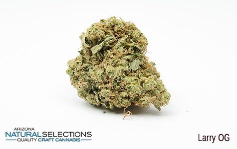 Arizona Natural Selections - Larry OG MMJ for Sale Phoenix