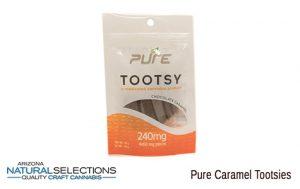 Pure Caramel Tootsies