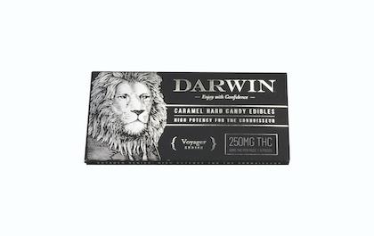 Darwin Caramel Hard Candies